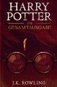 Cover-Bild zu Harry Potter: Die Gesamtausgabe (1-7) (eBook) von Rowling, J. K.