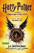 Cover-Bild zu Harry Potter und das verwunschene Kind. Teil eins und zwei (Bühnenfassung) (Harry Potter ) von Rowling, J.K.