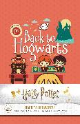 Cover-Bild zu Harry Potter: Back to Hogwarts Hardcover Ruled Journal von Insight Editions