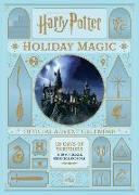 Cover-Bild zu Harry Potter: Holiday Magic: The Official Advent Calendar von Insight Editions