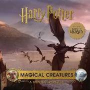 Cover-Bild zu Harry Potter: Magical Creatures: A Movie Scrapbook von Revenson, Jody
