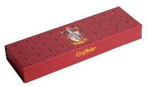 Cover-Bild zu Harry Potter: Gryffindor Magnetic Pencil Box von Insight Editions