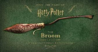 Cover-Bild zu Harry Potter: The Broom Collection von Insight Editions