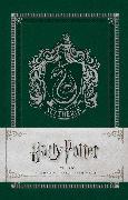 Cover-Bild zu Harry Potter: Slytherin Ruled Notebook von Insight Editions