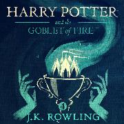Cover-Bild zu Harry Potter and the Goblet of Fire (Audio Download) von Rowling, J.K.