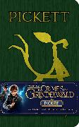 Cover-Bild zu Fantastic Beasts: The Crimes of Grindelwald: Pickett Ruled Pocket Journal von Insight Editions