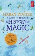 Cover-Bild zu Harry Potter - A Journey Through A History of Magic (eBook) von Library, British