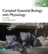Cover-Bild zu Campbell Essential Biology with Physiology, eBook, Global Edition (eBook) von Simon, Eric J.
