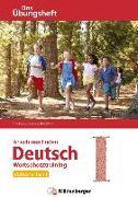 Cover-Bild zu Anschluss finden / Deutsch - Das Übungsheft - Vorkurs Teil I von Kresse, Tina