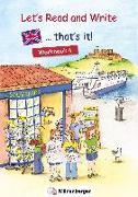 Cover-Bild zu Let's Read and Write ... that's it! von Mccafferty, Susanne