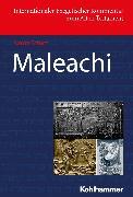 Cover-Bild zu Schart, Aaron: Maleachi (eBook)