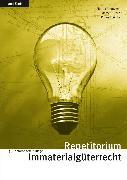 Cover-Bild zu Repetitorium Immaterialgüterrecht (eBook) von Fischer, Roland