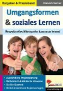 Cover-Bild zu Umgangsformen & soziales Lernen (eBook) von Fischer, Roland
