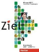 Cover-Bild zu Ziel B2.01. Paket Kursbuch und Arbeitsbuch mit Lerner-Audio-CD/CD-ROM von Dallapiazza, Rosa-Maria