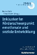 Cover-Bild zu Inklusion im Förderschwerpunkt emotionale und soziale Entwicklung (eBook) von Müller, Thomas (Hrsg.)