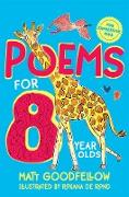 Cover-Bild zu Poems for 8 Year Olds (eBook)