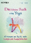 Cover-Bild zu Lucas, Lucy: Das kleine Buch vom Yoga (eBook)