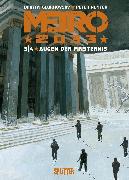 Cover-Bild zu Metro 2033 (Comic). Band 3 (eBook) von Glukhovsky, Dmitry