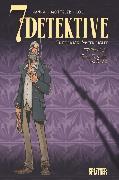 Cover-Bild zu 7 Detektive: Frederick Abstraight - Eine Katze im Sack (eBook) von Hanna, Herik