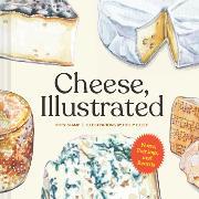Cover-Bild zu Stamp, Rory: Cheese, Illustrated