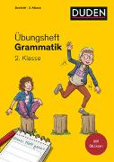 Cover-Bild zu Übungsheft - Grammatik 2.Klasse von Geipel, Maria