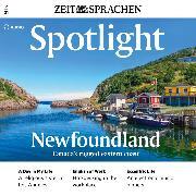 Cover-Bild zu Englisch lernen Audio - Neufundland (Audio Download) von Connors, Owen