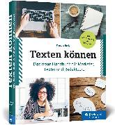 Cover-Bild zu Rorig, Daniela: Texten können