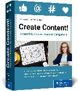 Cover-Bild zu Berens, Andreas: Create Content!