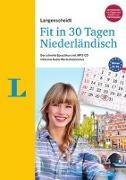 Cover-Bild zu Langenscheidt Fit in 30 Tagen - Niederländisch - Sprachkurs für Anfänger und Wiedereinsteiger von de Jonghe, Annelies