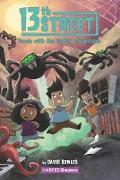 Cover-Bild zu 13th Street #5: Tussle with the Tooting Tarantulas (eBook) von Bowles, David