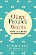 Cover-Bild zu Other People's Words (eBook) von Siegel, Seth M.