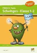 Cover-Bild zu FRESCH-Tests: Schwingen - Klasse 1-2 von Rinderle, Bettina