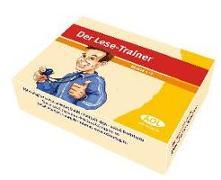 Cover-Bild zu Der Lese-Trainer Klasse 1/2 von Rinderle, Bettina