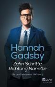 Cover-Bild zu Zehn Schritte Richtung Nanette von Gadsby, Hannah