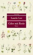 Cover-Bild zu Cider mit Rosie von Lee, Laurie