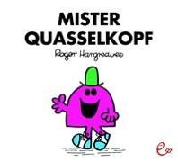 Cover-Bild zu Mister Quasselkopf von Hargreaves, Roger