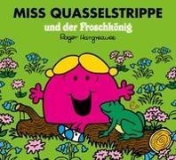 Cover-Bild zu Miss Quasselstrippe und der Froschkönig von Hargreaves, Roger