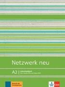 Cover-Bild zu Netzwerk neu A2. Lehrerhandbuch mit Video-DVD und Audio-CDs von Pilaski, Anna