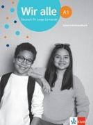 Cover-Bild zu Wir alle A1. Unterrichtshandbuch von Pilaski, Anna