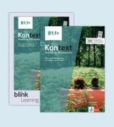 Cover-Bild zu Kontext B1.1+ - Media Bundle. Kurs- und Übungsbuch mit Audios/Videos inklusive Lizenzcode für das Kurs- und Übungsbuch mit interaktiven Übungen von Koithan, Ute
