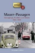 Cover-Bild zu Mauer-Passagen. Taschenbuch von Kleindienst, Jürgen (Hrsg.)