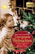 Cover-Bild zu Unvergessene Weihnachten. Doppelband 3 von Kleindienst, Jürgen (Hrsg.)