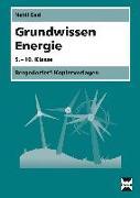 Cover-Bild zu Grundwissen Energie von Gad, Nabil