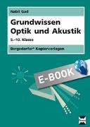 Cover-Bild zu Grundwissen Optik und Akustik (eBook) von Gad, Nabil