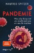 Cover-Bild zu Pandemie (eBook) von Spitzer, Prof. Dr. Dr. Manfred
