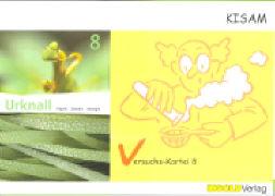 Cover-Bild zu Hutzli, Hansjürg: Urknall KISAM Versuchskartei 8. SJ. Schüler