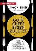Cover-Bild zu Gute Chefs essen zuletzt von Sinek, Simon