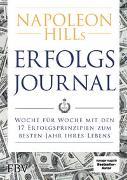 Cover-Bild zu Napoleon Hills Erfolgs-Journal von Hill, Napoleon