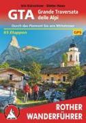 Cover-Bild zu GTA - Grande Traversata delle Alpi von Kürschner, Iris
