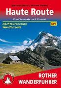Cover-Bild zu Haute Route von Bauer, Marianne